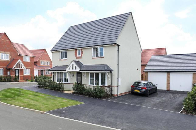 "Thumbnail Detached house for sale in ""Alnwick"" at Stanley Close, Corby"