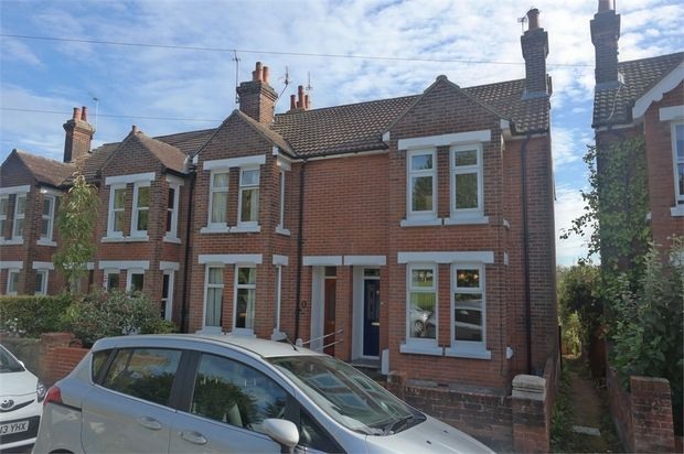 Thumbnail Semi-detached house to rent in Recreation Rd, Colchester, Essex