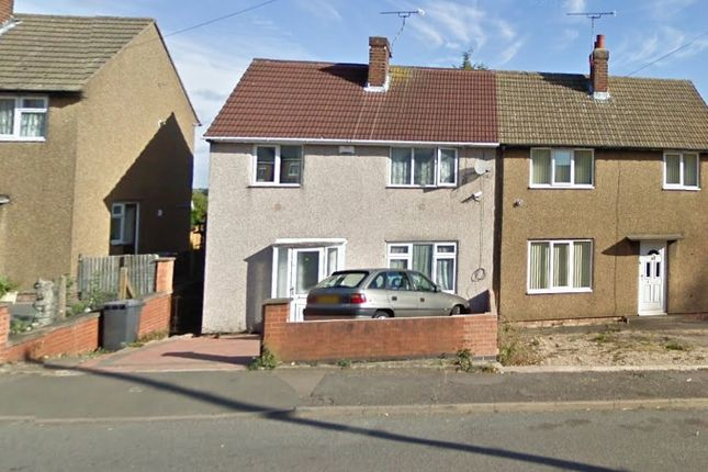 3 bed semi-detached house for sale in Exhall Road, Coventry