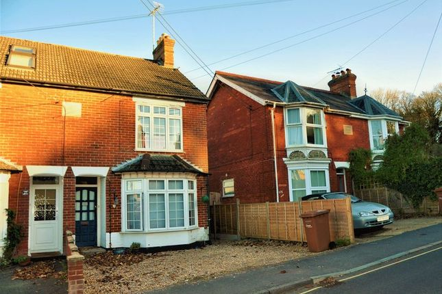 2 bed semi-detached house for sale in Old Winton Road, Andover