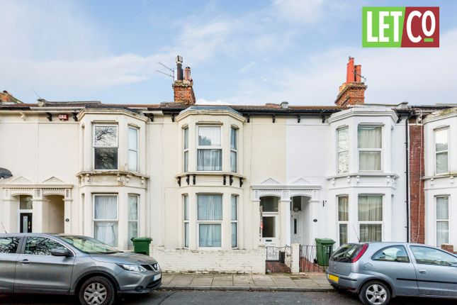 Thumbnail Room to rent in Clarence Road, Southsea