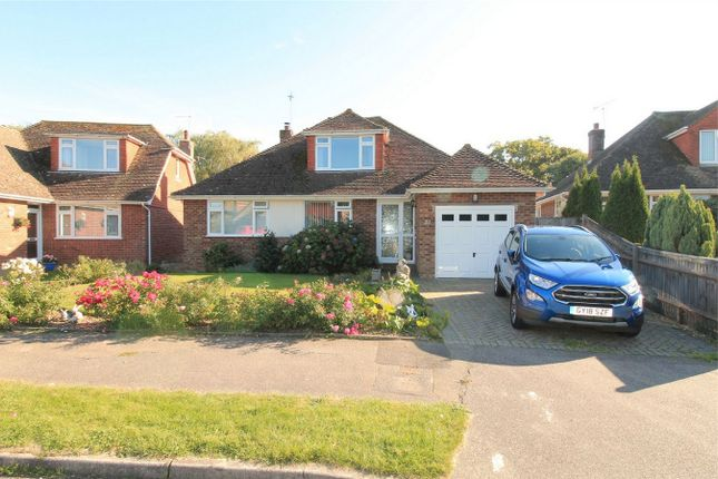 Thumbnail Detached bungalow for sale in Frant Avenue, Bexhill On Sea, East Sussex