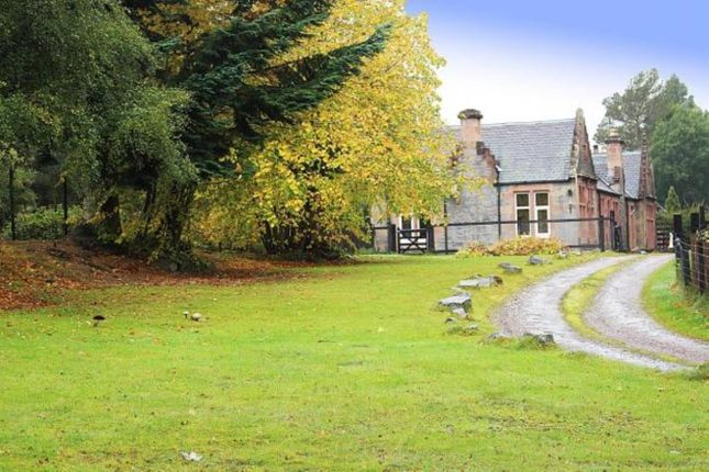 Thumbnail Property to rent in Invermoy House, Moy, Tomatin, Inverness