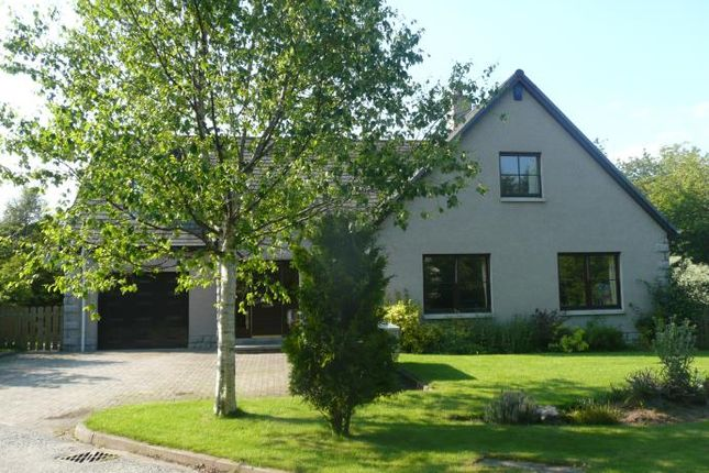Thumbnail Detached house to rent in Marywell Lane, Midmar, Inverurie