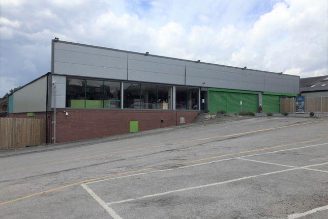 Thumbnail Light industrial to let in Unit 1, Ephraim Street, Hanley, Stoke-On-Trent, Staffordshire