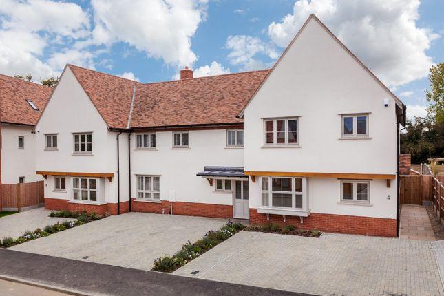 Thumbnail End terrace house for sale in Hempstead Road, Radwinter, Saffron Walden
