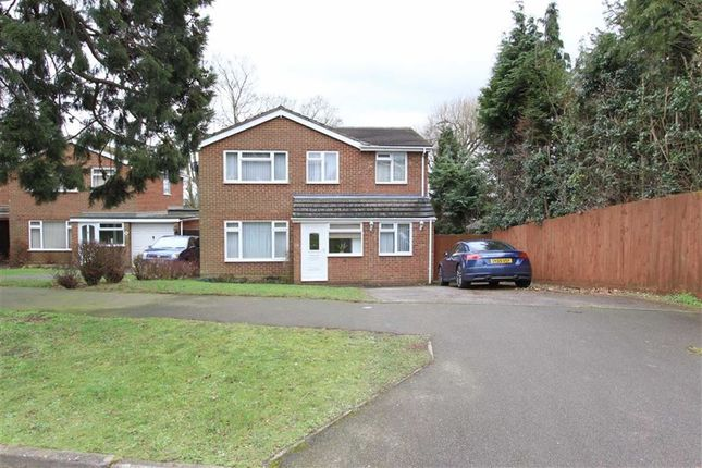 Thumbnail Detached house for sale in Orchard Drive, Leighton Buzzard