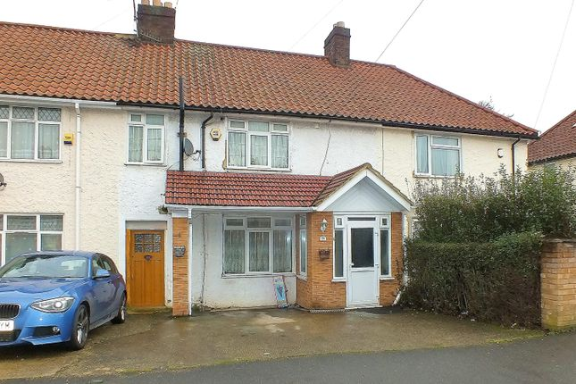 Thumbnail Terraced house for sale in Minet Drive, Hayes