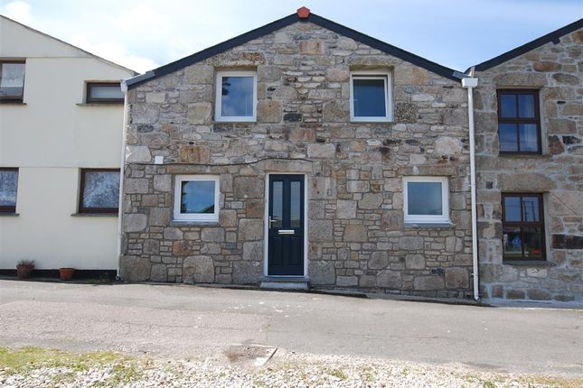 Terraced house for sale in Carn View Terrace, Pendeen, Penzance