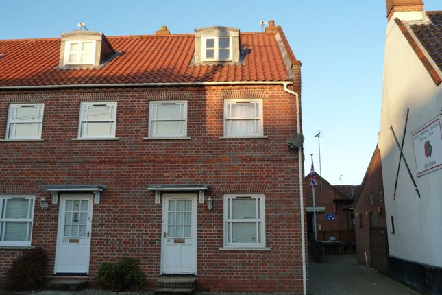Thumbnail End terrace house to rent in Ravensmere, Beccles