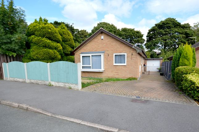 Thumbnail Detached bungalow for sale in James Andrew Crescent, Sheffield