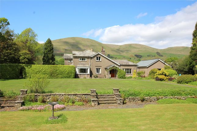 Thumbnail Detached house for sale in Near Moss, Garsdale Road, Sedbergh, Cumbria