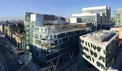 Thumbnail Office to let in One Spinningfields Square, Deansgate, Manchester, Greater Manchester