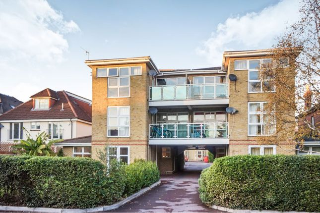 Thumbnail Flat for sale in 18 Roberts Road, Freemantle, Southampton