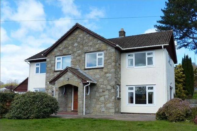 Thumbnail Detached house for sale in Camden Road, Brecon
