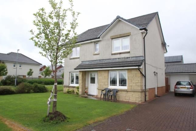 Thumbnail Detached house for sale in Parkmanor Green, Glasgow, Lanarkshire