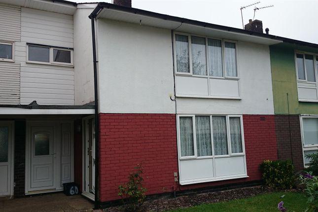 Thumbnail Terraced house to rent in Deerswood Avenue, Hatfield