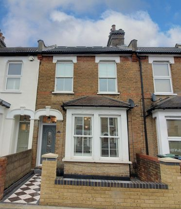 Thumbnail Terraced house for sale in Gordon Road, Enfield