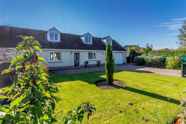 Thumbnail Bungalow for sale in Loop Road, Beachley, Chepstow