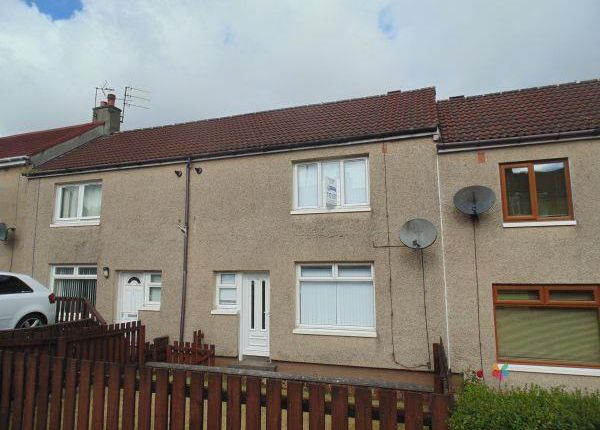 Thumbnail Terraced house to rent in Myrtle Bank, Beith