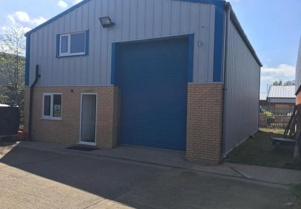 Thumbnail Commercial property to let in Ruthin Craft Centre, Lon Parcwr, Ruthin