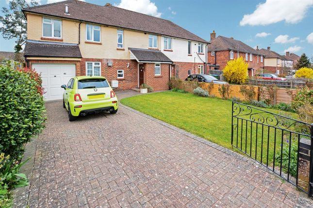 Semi-detached house for sale in Macleod Road, Horsham