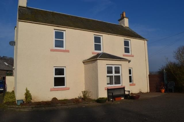 Thumbnail Detached house to rent in Sandyhall Farmhouse, Glendoick, Perth