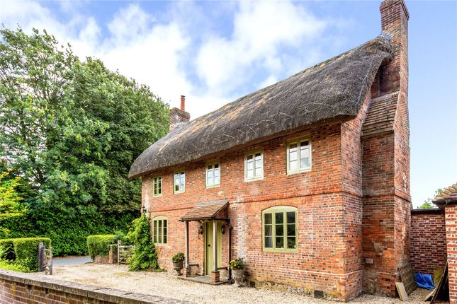 Thumbnail Detached house for sale in Kingston Road, Shalbourne, Marlborough, Wiltshire