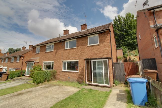 Thumbnail 3 bed semi-detached house to rent in Lavender Hill, Ipswich