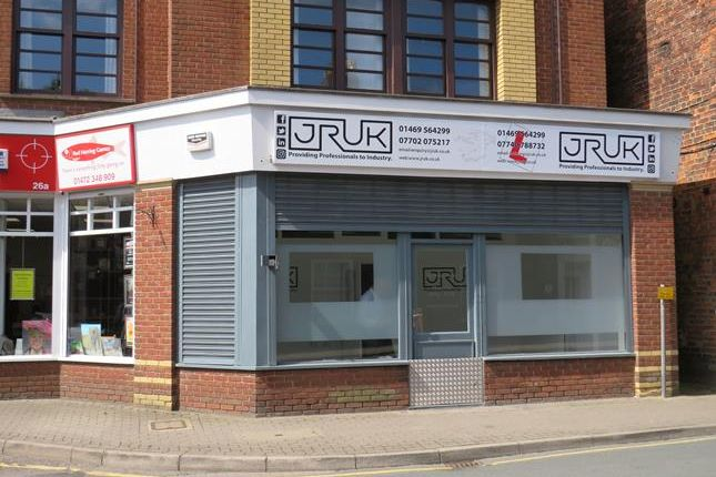 Thumbnail Retail premises for sale in Wellowgate, Grimsby, North East Lincolnshire