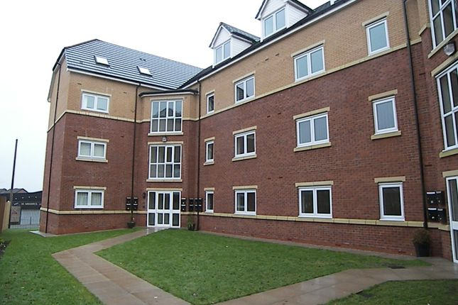 Thumbnail Flat to rent in Presto Street, Bolton