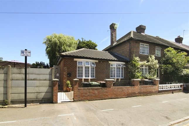 Thumbnail Terraced bungalow for sale in Monoux Grove, Walthamstow, London