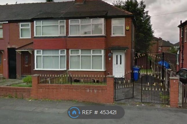 Thumbnail Semi-detached house to rent in Sunnyside Road, Manchester