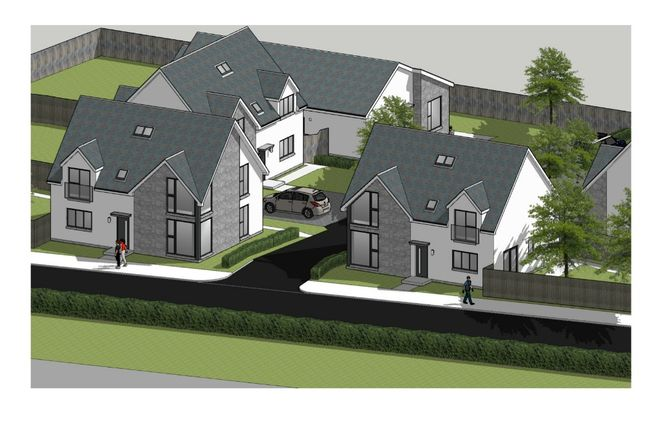 Thumbnail Detached house for sale in Luggie Road, Carluke