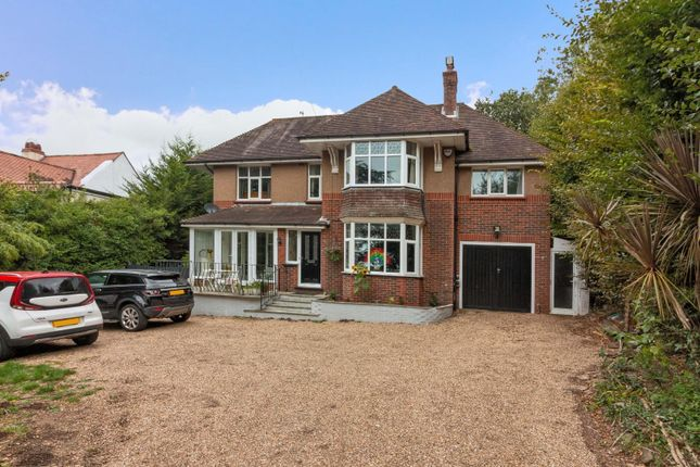 Thumbnail Detached house for sale in Arundel Road, Worthing