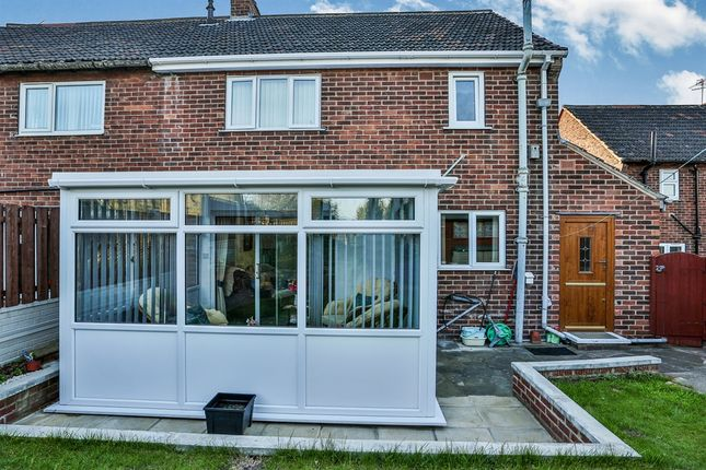 Thumbnail Semi-detached house for sale in Garden Drive, Brampton, Barnsley
