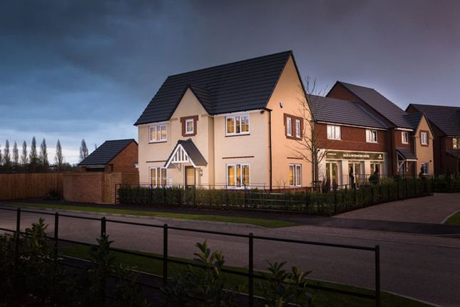 Thumbnail Detached house for sale in The Morpeth II At The Spinnings, Preston