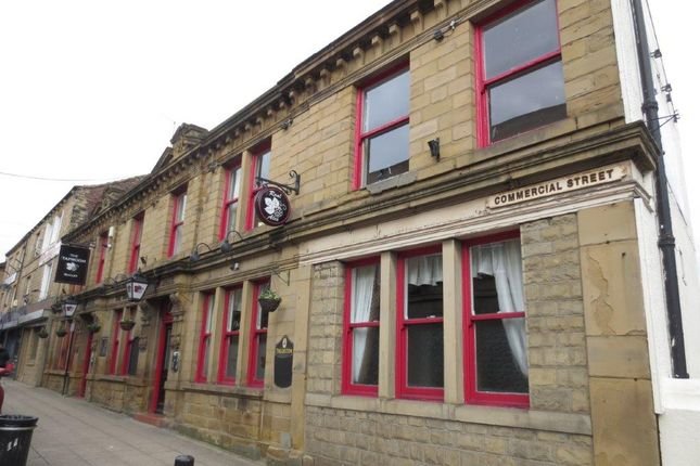 Thumbnail Pub/bar for sale in Commercial Street, Batley
