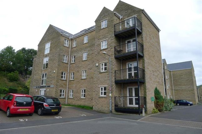 Thumbnail Flat for sale in Longfellow Court, Mytholmroyd, Hebden Bridge
