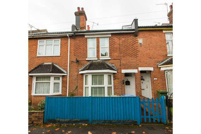 Thumbnail Terraced house to rent in Imperial Avenue, Southampton