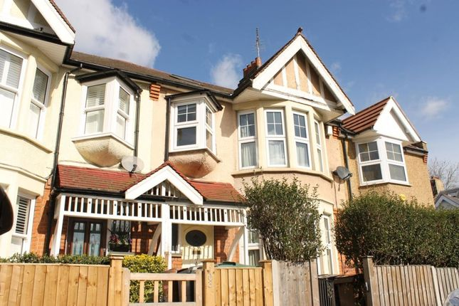 Terraced house for sale in Nottingham Road, Leyton, London