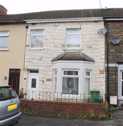 Thumbnail Terraced house for sale in De Barri Street, Rhydyfelin, Pontypridd