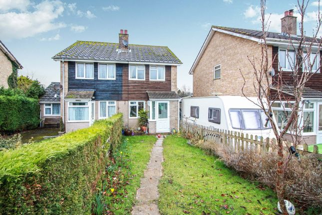 Thumbnail Semi-detached house for sale in Wern Gifford, Pandy, Abergavenny