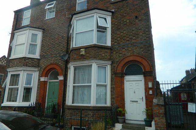 Thumbnail Flat to rent in Wellington Street, Waterloo, Liverpool