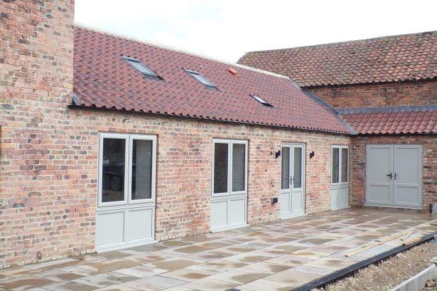 Thumbnail Barn conversion to rent in Plane Tree Lane, Kirkby Fleetham, Northallerton