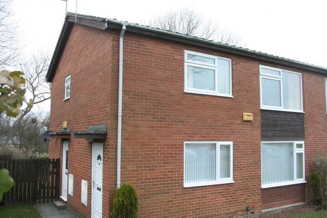 Thumbnail Flat to rent in Lotus Close, Chapel Park, Newcastle Upon Tyne