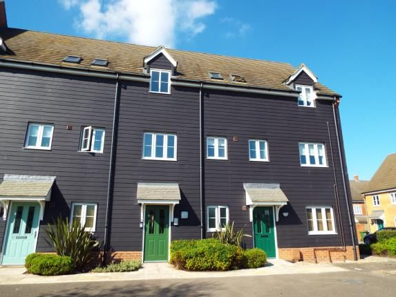 Thumbnail Flat for sale in Kings Reach, Kings Lynn, Norfolk