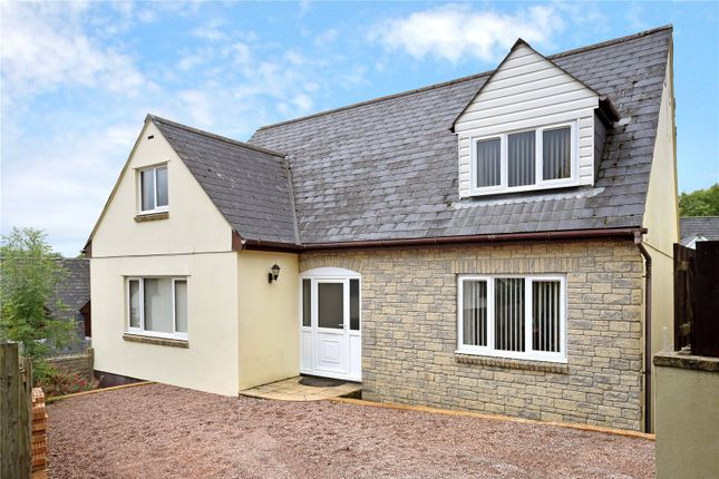 Thumbnail Detached house for sale in Fairways Drive, High Bickington, Umberleigh