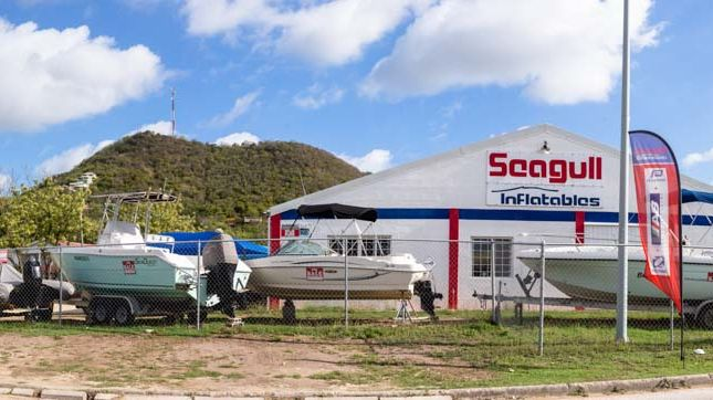 Thumbnail Light industrial for sale in Seagull Inflatables, Falmouth Harbour, Antigua And Barbuda