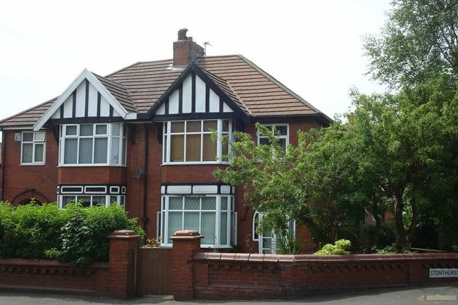 Thumbnail Semi-detached house to rent in Blackburn Road, Bolton
